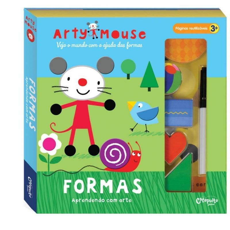ARTY MOUSE FORMAS