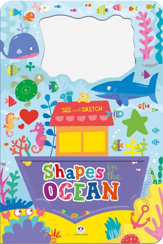 Shapes in the ocean